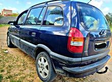 +200,000 km mileage Opel Zafira for sale