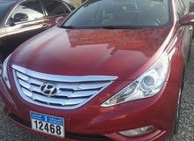 Red Hyundai Sonata 2012 for sale