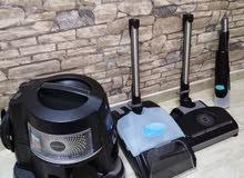 مكينة ريمبو لتنظيف الأرضيات والسجاد والستائر والسيارات
