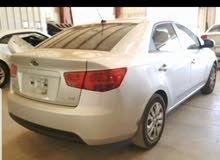 Silver Kia Forte 2013 for sale