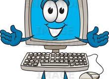 تعليم كمبيوتر للمبتدئين 1000ل.س /ساعة