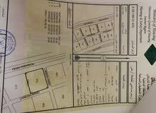 للبيع ارض في نزوى بمخطط حيل فرق 1 مساحة 750 زاوية