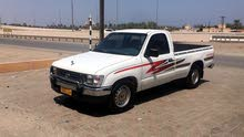 Gasoline Fuel/Power   Toyota Hilux 1999