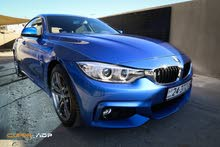 Manual Blue BMW 2016 for sale