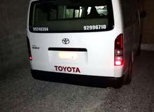 Available for sale! 1 - 9,999 km mileage Toyota Hiace 2015