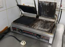 Electric Grill contact
