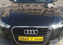 Audi A6 2015 For sale - Black color