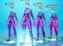 Fortnite Wonder Skin On Your Accounts For Sale