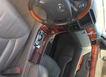 لكزس ال اس 430 موديل 2004 للبيع او للبدل
