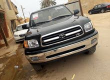 Automatic Green Toyota 2002 for sale