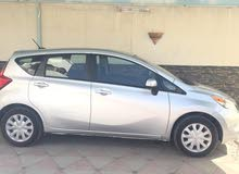 For sale 2016 Silver Versa