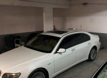 BMW 740 2006 For sale - White color