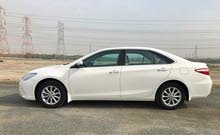 Toyota Camry 2016 For sale - White color