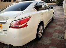 Nissan Altima 2015 For sale - White color