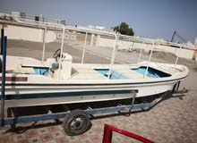 Used Motorboats in Al Khaboura is up for sale