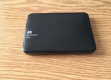 Slim External HDD