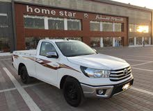 Toyota Hilux car for sale 2017 in Suwaiq city