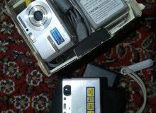 كامرتين سوني وسامسونج للبيع بسعر عرطه كامرتين بقيمة كاميرا