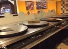اغراض مطعم شاورما وكريب للبيع مستعجل بسعر ماتتوقعه