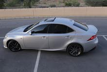 lexus is250f