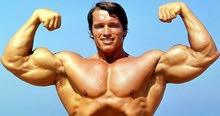دورة كمال اجسام بناء عضلات وتنحيف ومنشطات