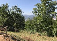 للبيع أرض مع بيت مساحة 2850 في البوسنه اطلالة خلابة للجادين فقط الاتصال /55626636
