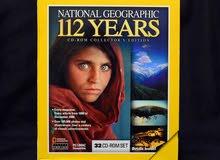 مجلة ناشيونال جيوغرافيك في 112 سنة