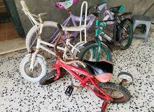 4دراجات للبيع100