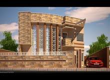 مهندس معماري للتصميم الخرائط والواجهات للمباني والدور السكنية