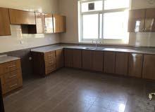 للايجار شقة نظيفة 3 غرف وصاله 3حمامات في مدينة شخبوط