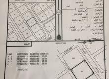 يوجد لدي ارض سكنيه في حي الدريز مربع ( ها )