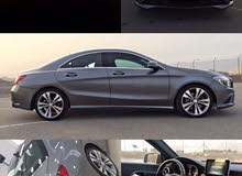 Grey Mercedes Benz CLA 250 2016 for sale