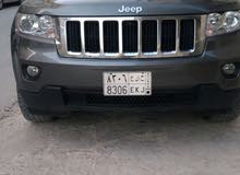 Grey Jeep Grand Cherokee 2013 for sale
