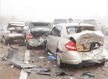 معاملات وتعويضات حوادث السيارات وشركات التأمين