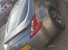 Silver Nissan 370Z 2013 for sale