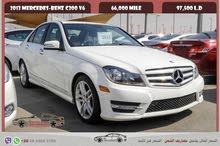 Mercedes Benz C 300 2013 For sale - White color