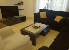 شقة مفروشة بالكامل للايجار في ارقى مناطق دير غبار, فخمة جدا, مساحة الشقة97متر مربع، الطابق الثالث.