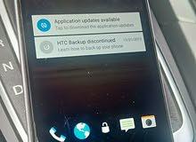 HTC One_M8 بحالة ممتازة
