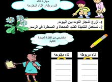 معلم لغة عربية لجميع المراحل