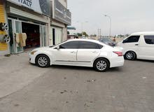 Nissan Altima 2014 For sale - White color
