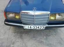 Mercedes Benz E 200 made in 1984 for sale