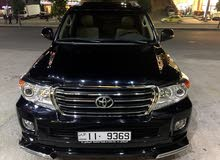 Automatic Black Toyota 2015 for sale