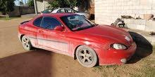 Red Hyundai Tuscani 2000 for sale