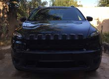 Used condition Jeep Cherokee 2016 with  km mileage