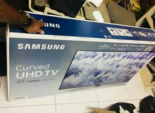 SAMSUNG 49 INCH UHD CURVED SMART TV 4K NEW FOR SALE