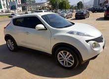 Gasoline Fuel/Power   Nissan Juke 2012