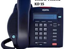 للبيع تلفونات مستعملة ماركة Nortel M3902-2 IP Telephony تعمل على الأنترنت