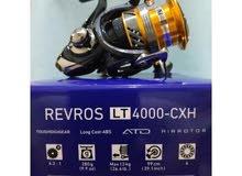 مكينة دايوا ريفروس (daiwa revros 4000 )