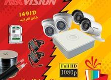الرعد لا أنظمة كاميرات المراقبة