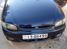 Blue Hyundai Accent 1997 for sale